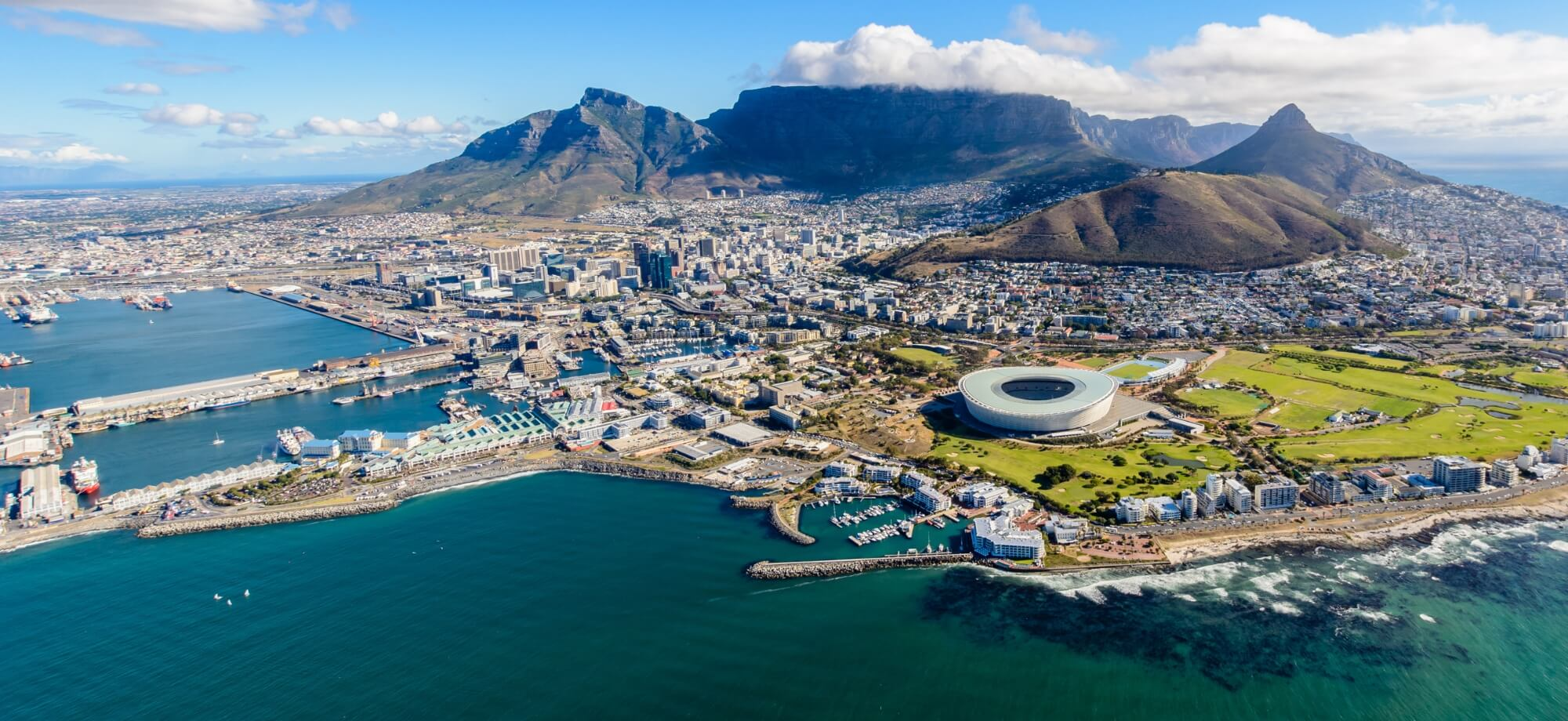 City Of Cape Town: Invest Cape Town