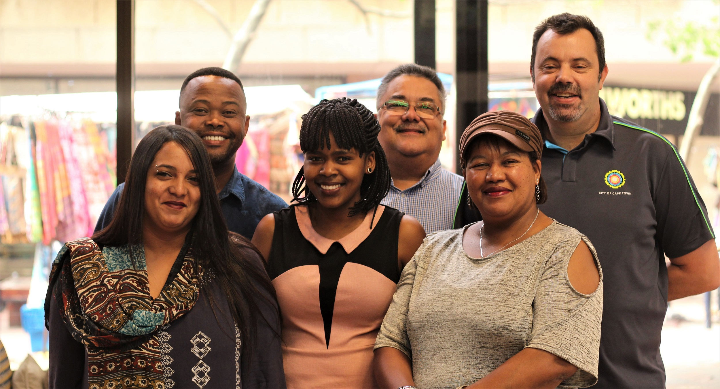 Invest Cape Town Business Hub Team