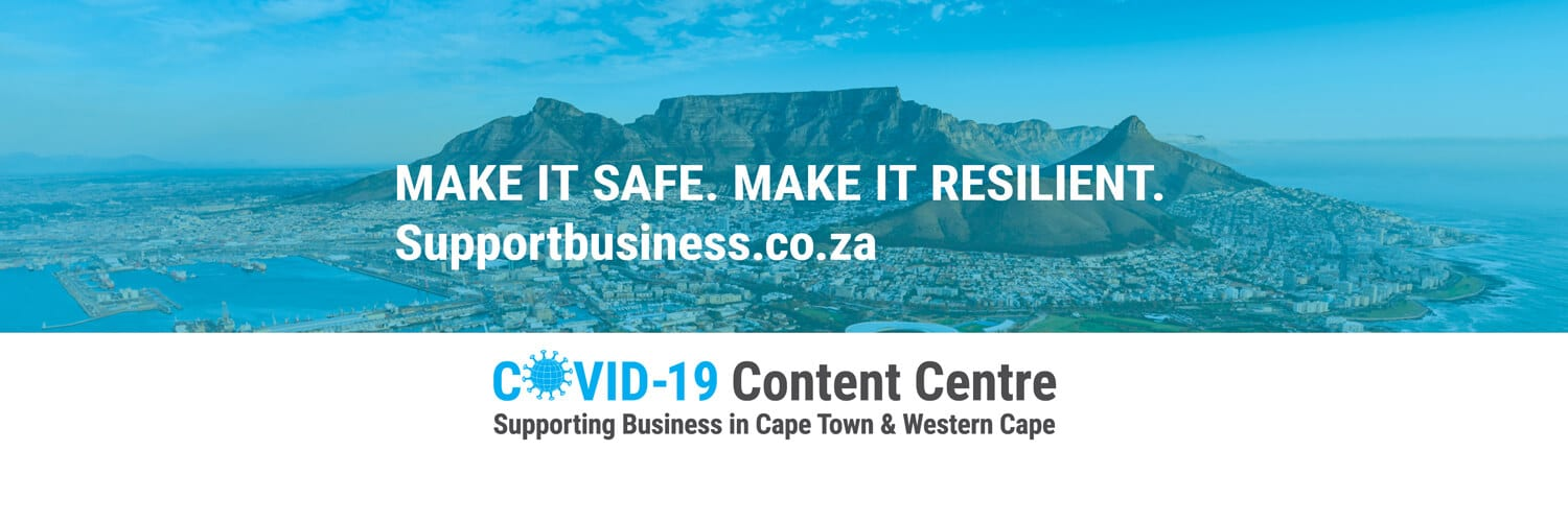 Invest Cape Town: Keep it Safe. Make it Resilient.
